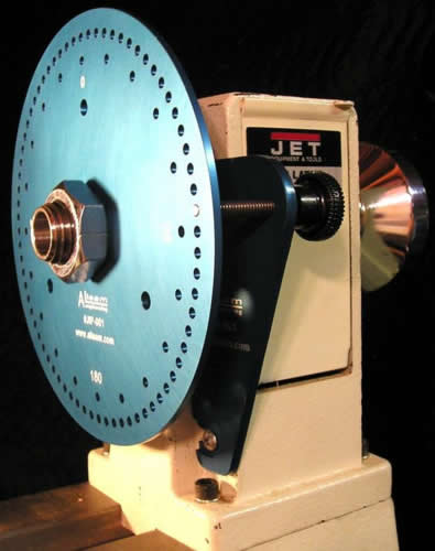 JET Mini Lathe Indexing System