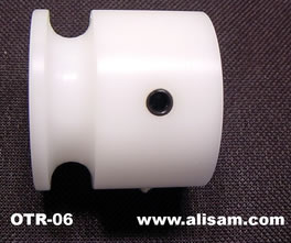Alisam Ornamental Turning Round Pulley